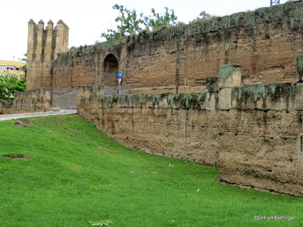 02 Old Wall, Seville