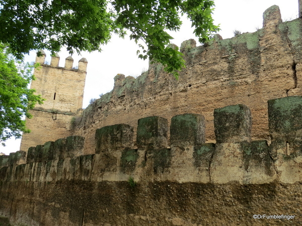 04 Old Wall, Seville