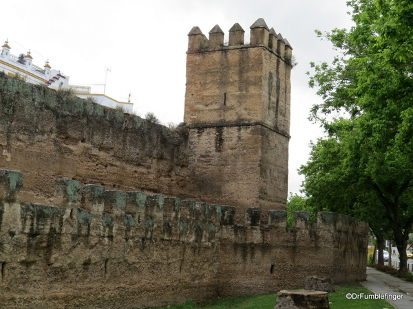 05 Old Wall, Seville