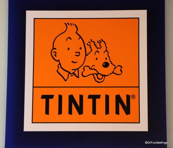 01 TinTin, Brussels