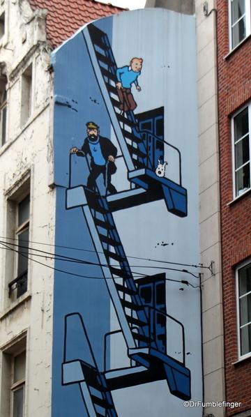 05 TinTin, Brussels