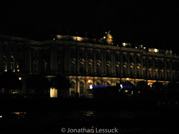 Night Cruise - Hermitage