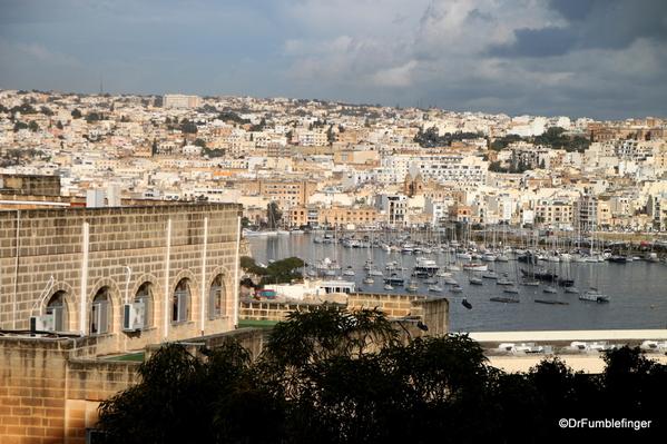 19 The Phoenicia, Valletta