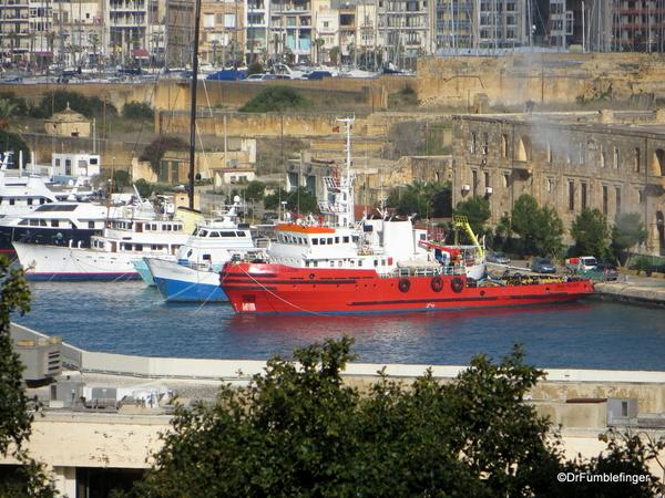 21 The Phoenicia, Valletta
