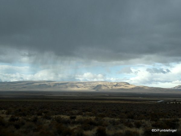 03 Approaching snowstorm, Nevada