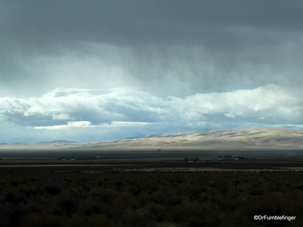 04 Approaching snowstorm, Nevada