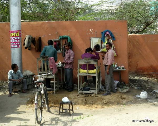 01 Roadside shops, Jaipur
