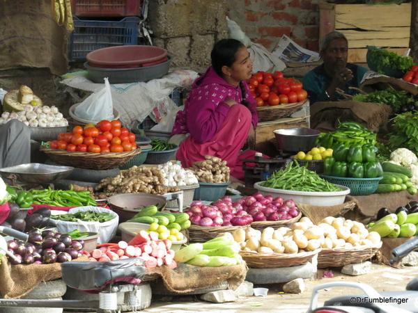 05 Roadside shops, Jaipur