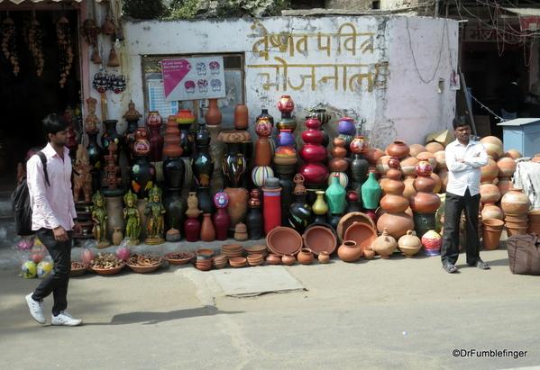 08 Roadside shops, Jaipur