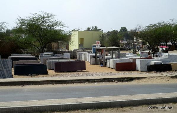 11 Roadside shops, Jaipur
