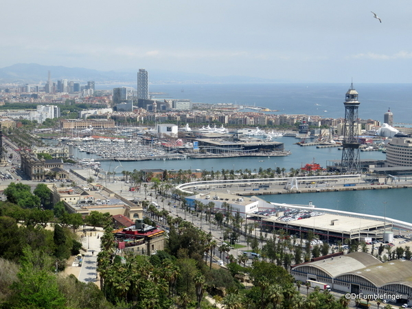 01 Views of Barcelona