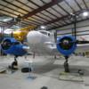 04 Bomber Command Museum, Nanton.  Cessna Crane 8127