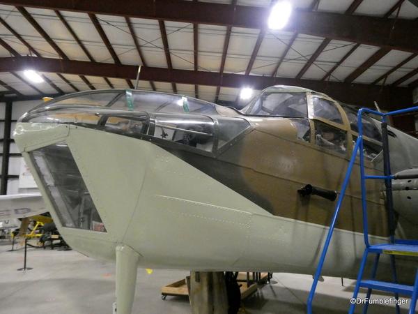 08 Bomber Command Museum, Nanton. Bristol Blenheim Mk IV
