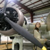 09 Bomber Command Museum, Nanton.  Bristol Blenheim Mk IV