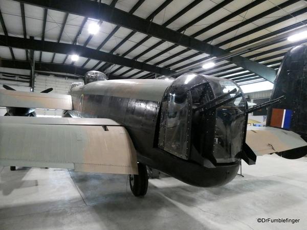 11 Bomber Command Museum, Nanton. Bristol Blenheim Mk IV
