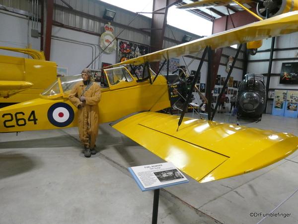 12 Bomber Command Museum, Nanton. Kinner B5