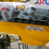 14 Bomber Command Museum, Nanton.  Messerschmitt BF109