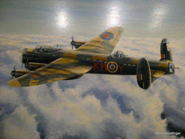 22 Bomber Command Museum, Nanton.