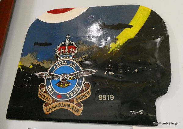 32 Bomber Command Museum, Nanton.