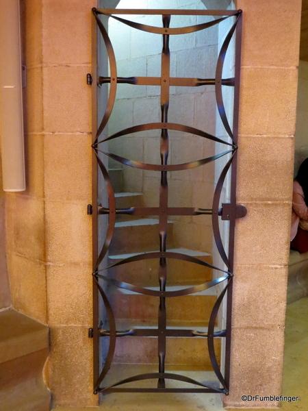 07 Doors, La sagrada Familia