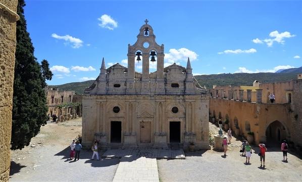 8_Arkadi Monastery, Crete