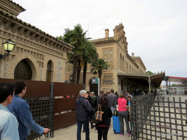 02 Toledo Train Station
