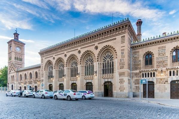 07 Toledo Train Station. Image by Steven Yu from Pixabay