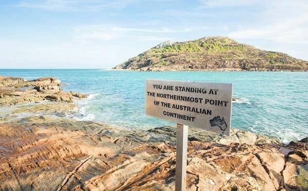 20_Tip of Cape York Peninsula sign