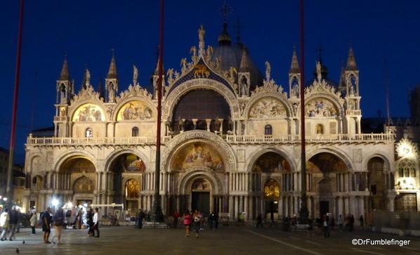 22 Basilica San Marco, Venice