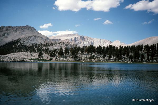 13 Cottonwood Lakes