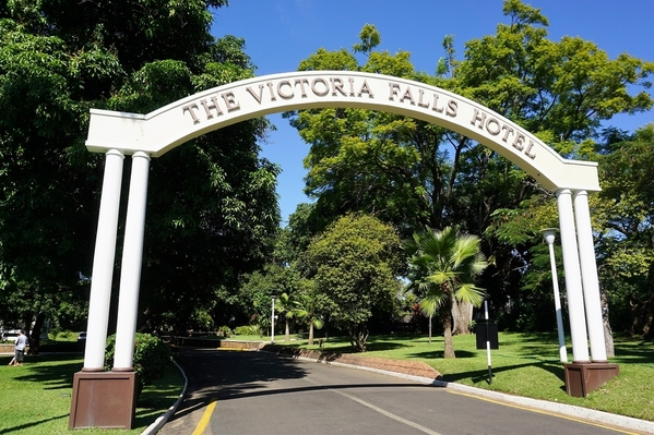 2_Vic Falls Hotel entrance