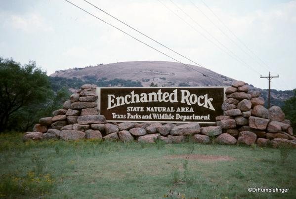 01 Enchanted Rock, Texas