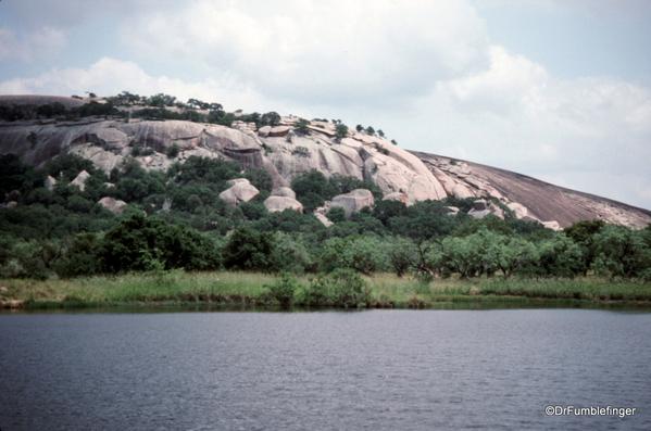 02 Enchanted Rock, Texas