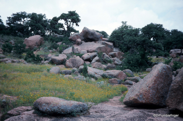 03 Enchanted Rock, Texas