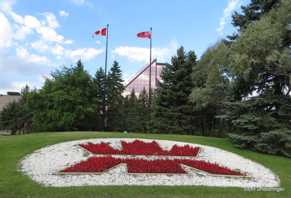 Royal Canadian Mint, Winnipeg, Manitoba, Canada