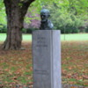 James Joyce Bust, St. Stephen's Green, Dublin, Ireland