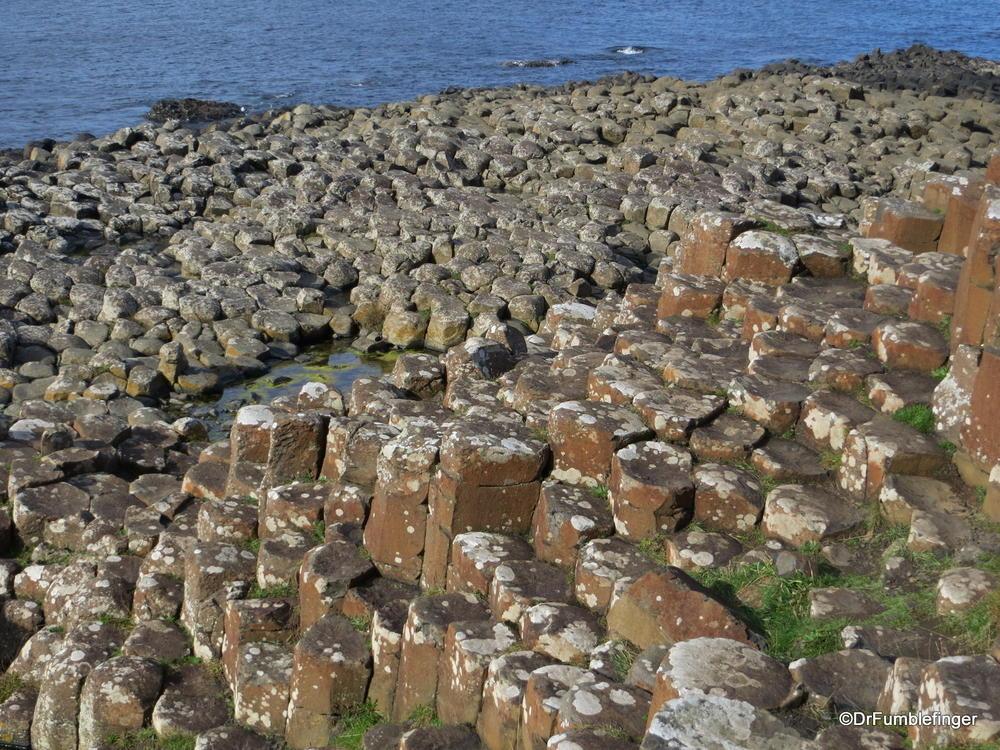Giant's Causeway, Antrim Coast, Northern Ireland