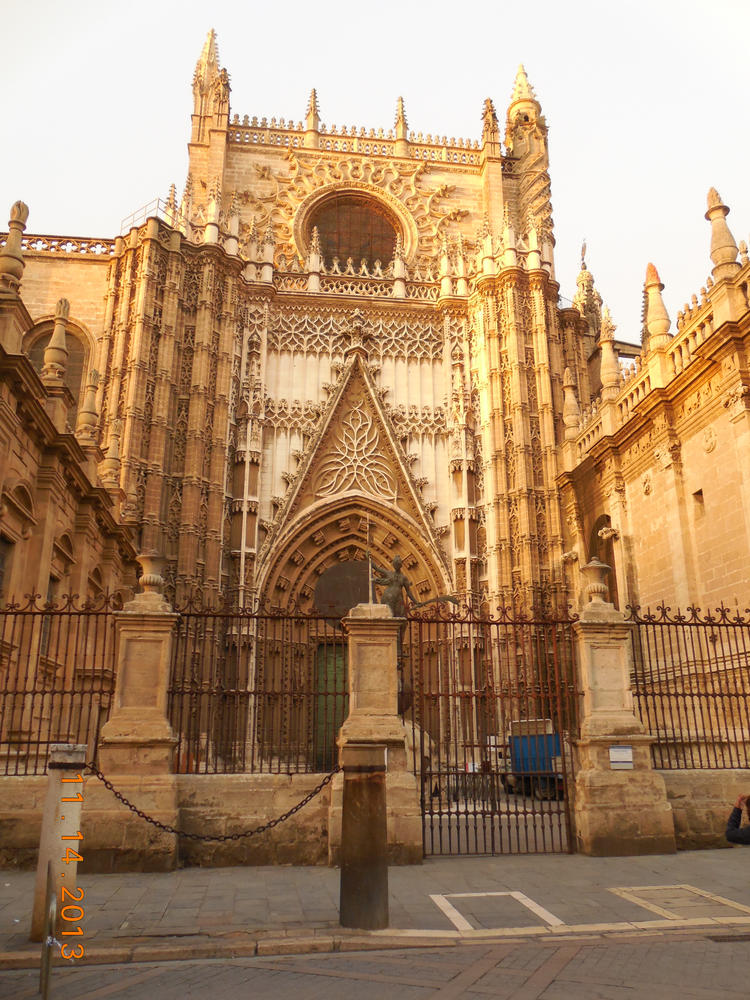 Seville Cathedral  TravelGumbo
