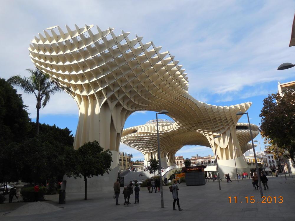 controversial architecture? - Parasol Sevilla