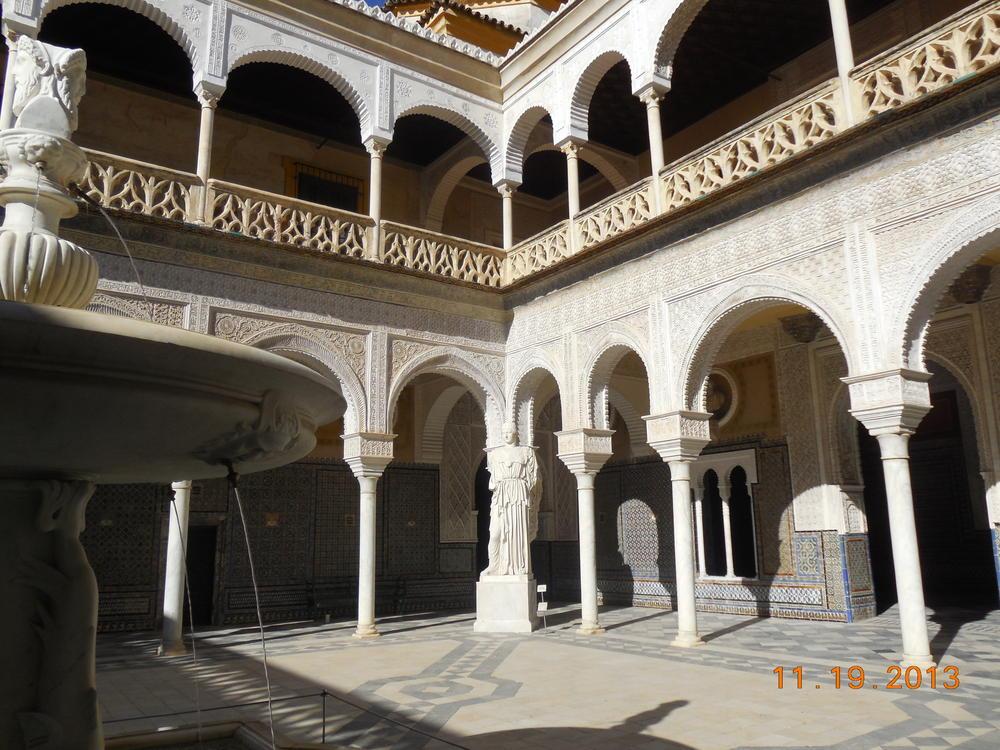 Casa de Pilatos-Sevilla, Spain