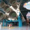 Giant Saturn V Rocket, Kennedy Space Center, Florida