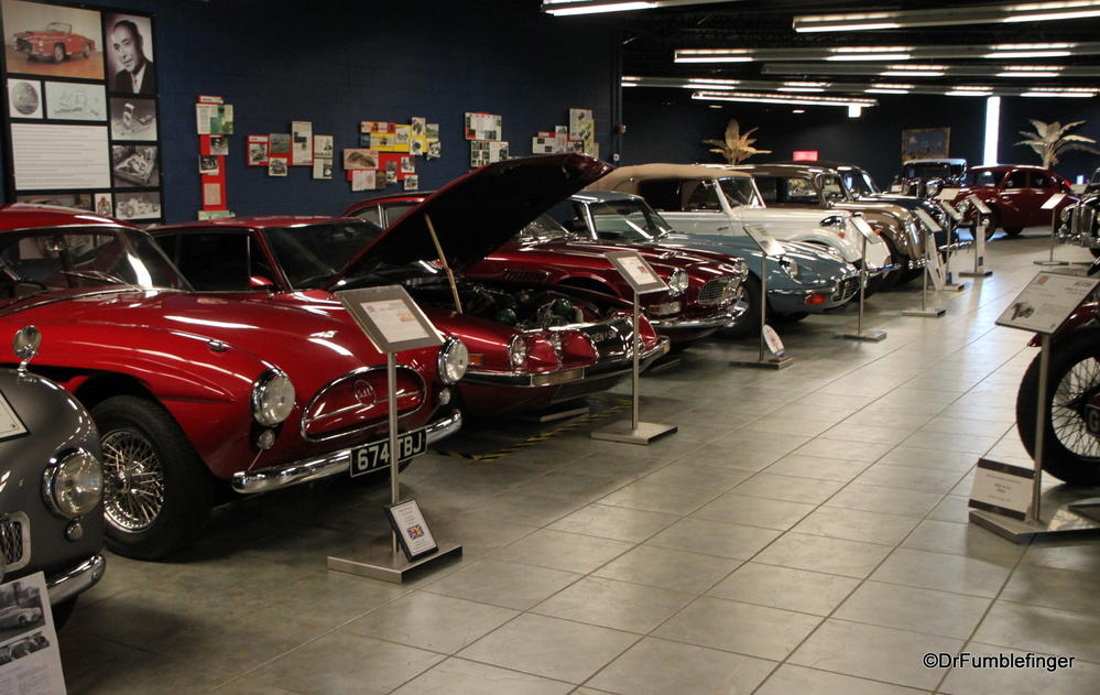 Tampa Bay Automobile Museum 2013 overview