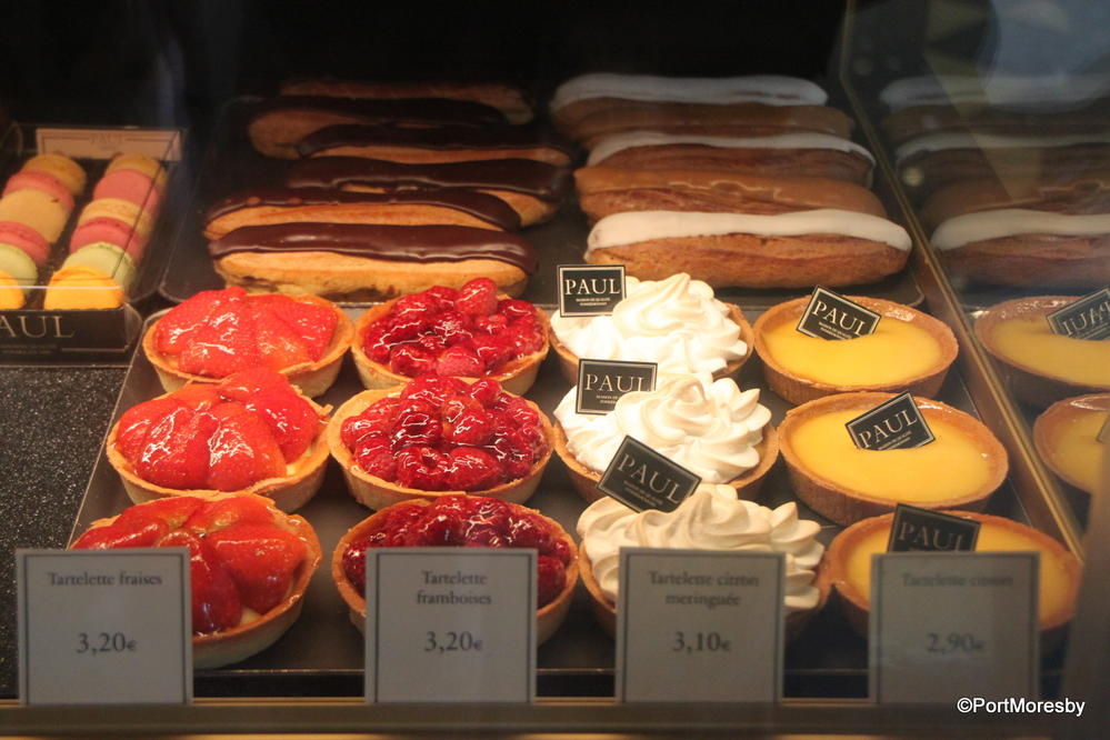 Luxembourg  Pastry shop, Old City