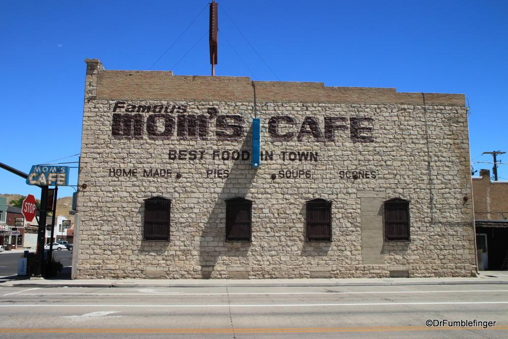 Mom's Cafe, Salina, Utah