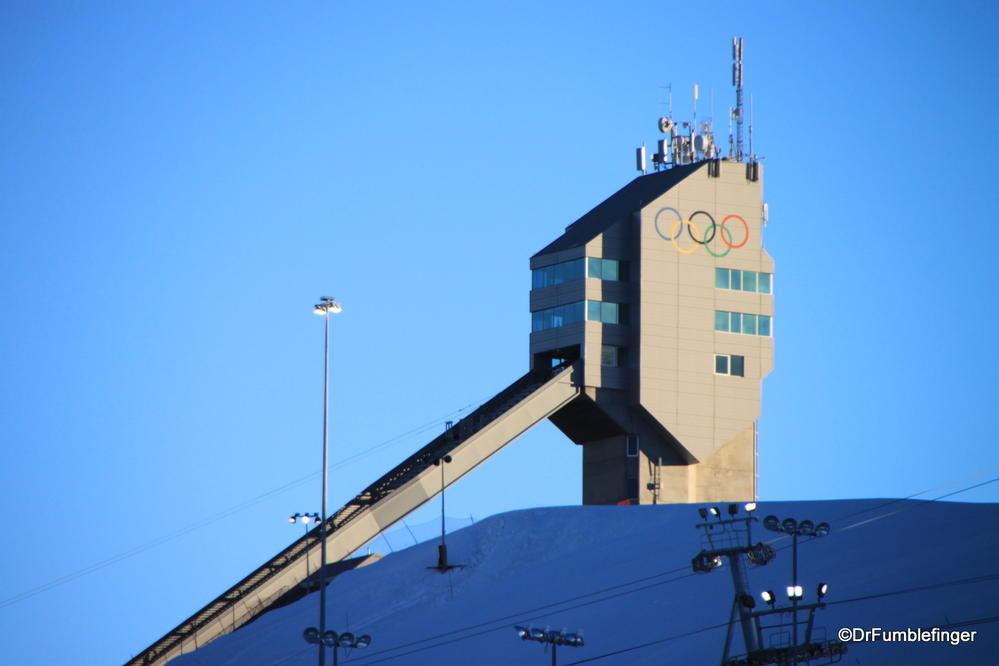 Olympic Ski Jump, Calgary, Alberta