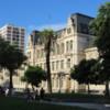 Buenos Aires, Recoleta.   Plazio Sarmiento (Ministry of Education)