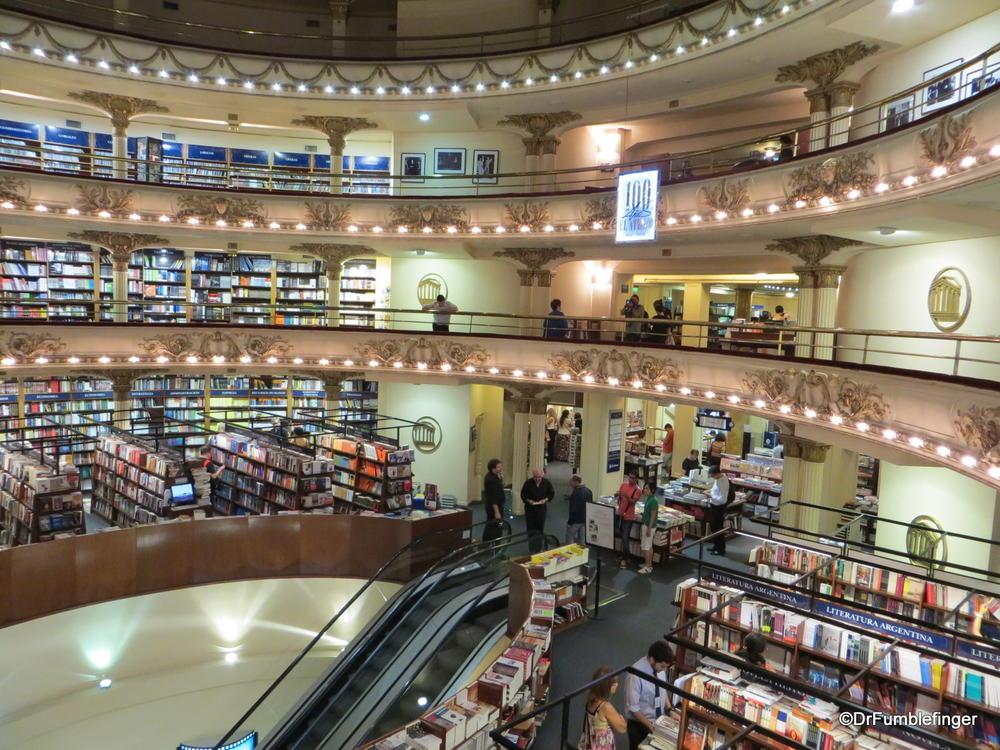El Ateneo book store, Buenos Aires, Recoleta
