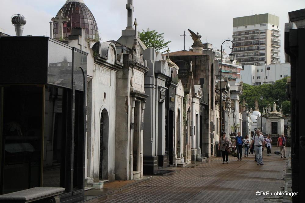 Recoleta Cemetery, Buenos Aires