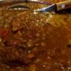 Buenos Aires,  Cumana restaurant in Recoleta, Lentil stew