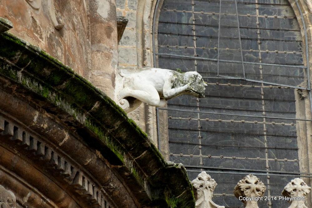 Gargoyle, Seville Cathedral